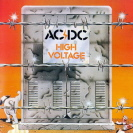 AC DC High Voltage Australien 1975